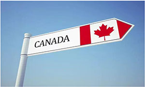 入境播报:去加拿大生子山东客户刘女士顺利入境